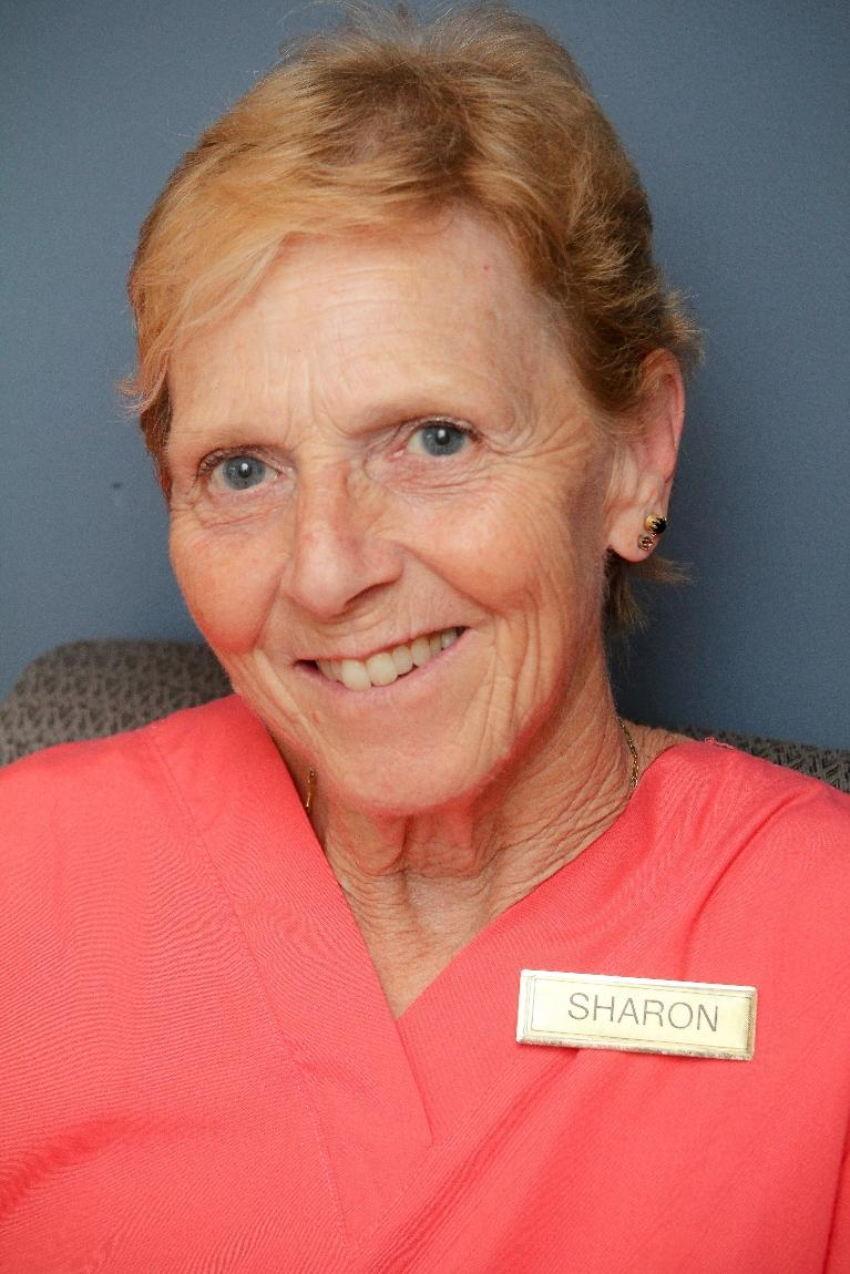 Sharon - Administrative Assistant